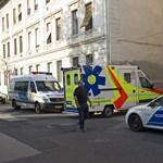 Meghalt az ablakon kizuhant kétéves kisfiú