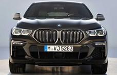 21,6 millió forinttól indul itthon az új BMW X6