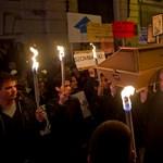 Nagyítás: így temették el a magyar felsőoktatást a tüntető egyetemisták
