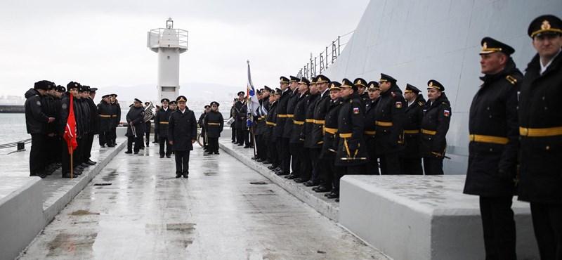 Tucatnyinál is több orosz hadihajó indult a Fekete-tengerre
