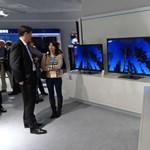 A Samsung már túllépett az LCD-tévéken