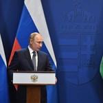 Putyin: Orbán bölcs vezető, aki kiemelkedik európai kollégái közül