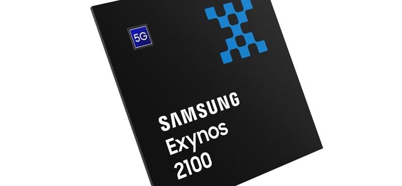Bemutatta a Samsung a processzort, amit a Galaxy S21-ekbe tesznek bele