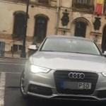 Rendszámtábláján gyalázta a román kormánypártot egy svédországi román vendégmunkás