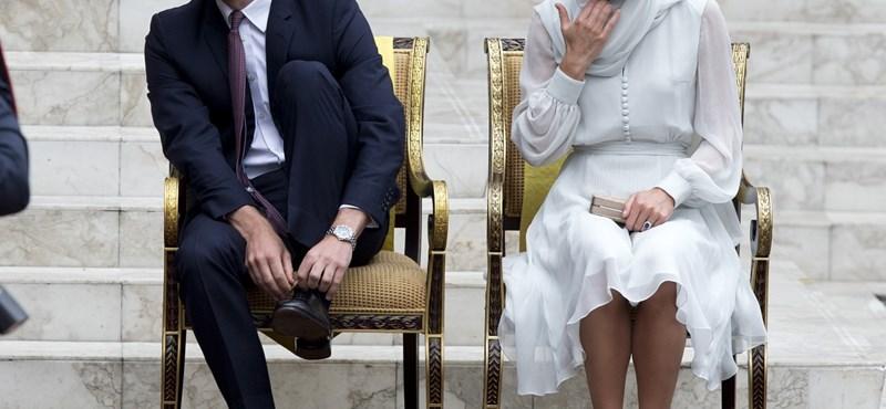 Bejelentették: Kate Middleton tényleg terhes