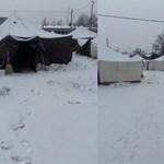 Embertelen körülmények között tengődnek a körmendi menekülttáborban