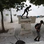 Könnygáz, Molotov-koktél: az athéni összecsapások képekben