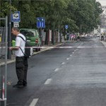 Már most lezárások vannak a Duna-parton a hónap végi repülőverseny miatt