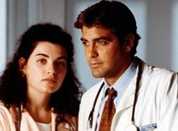Kiderült, hogy szólítja egymást George Clooney és Julianna Margulies