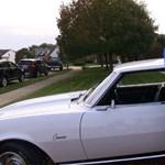 Hihetetlen: 33 év után visszakapta ellopott autóját a Camaro tulajdonosa