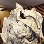 40%-kal kevesebb papírfelhasználás a városházán az iPad miatt