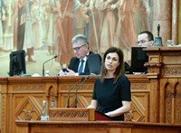 Bekerült Varga Judit anyósa az Országos Bírósági Hivatal vezetésébe