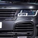 Tíz példány készül ebből a Range Roverből, de majdnem 100 millióba kerül