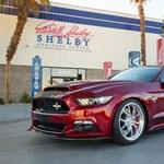 750 lóerő és háromszáz darabos széria, ez a legújabb Mustang Shelby Super Snake