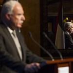 Palesztin külügyminiszter: Magyarország befogadja az igazi menekülteket