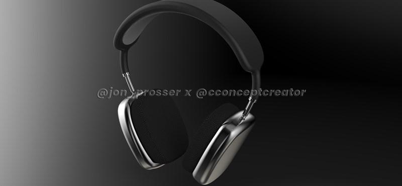 Ez volna az Apple titokzatos új fejhallgatója?