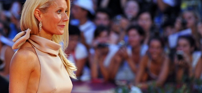 Gwyneth Paltrow pórul járt a jáde vaginatojásai miatt