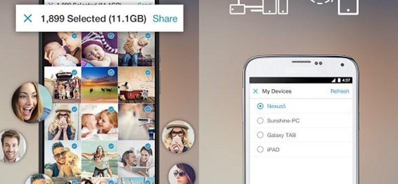 Képeket és videókat küldene e-mailben? Ez a legkönnyebb módja