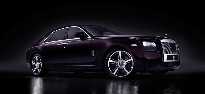 Hatszáz lovas lett a kisebbik Rolls-Royce