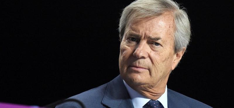 Kihallgatták a vesztegetéssel vádolt francia milliárdost