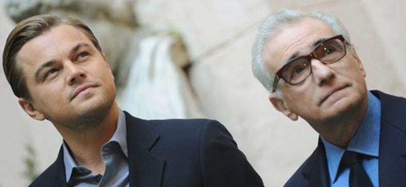 Újabb DiCaprio–Scorsese-együttműködés körvonalazódik