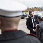 Drogdílerrel találkozott a szerb kormányfő