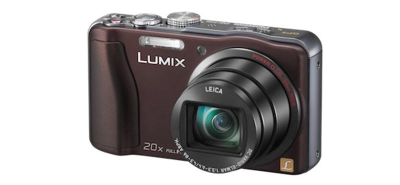 Egyszerre négy új kompakt kamerát is piacra dob a Panasonic