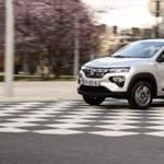 Magyarországi ára is van már a Dacia elektromos autójának