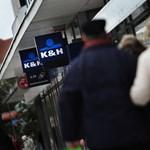 Akadozhat a K&H Bank netes és mobilbankja