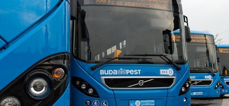 Itt járnak új buszok vasárnaptól Budapest külvárosában