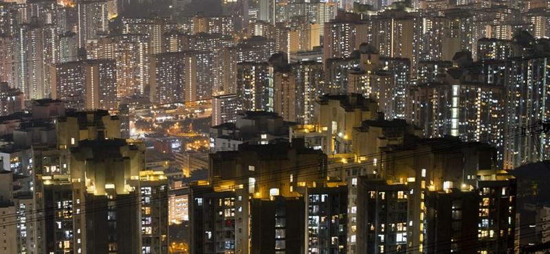 Lenyűgöző timelapse videó készült Hongkongról