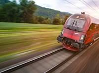 1100 magyar fiatal kap idén az EU-tól ingyenes vonatbérletet
