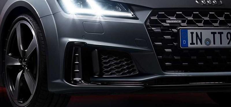 Győrben készül az első Audi, amit kizárólag online lehet megvásárolni