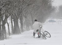 Jön a havazás, szombaton hullhat le a java