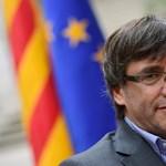 Két szakadár katalán vezető felvette EP-képviselői mandátumát