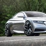 Megsétáltatták a legelképesztőbb francia autót