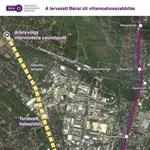 Így fejlesztenék a villamoshálózatot Óbudán
