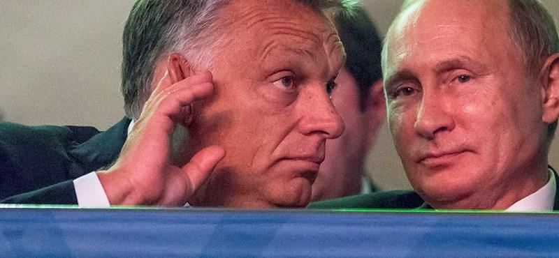 Egy kellemetlen vizit: Orbán ma elmegy Moszkvába, de senki se tudja, hogy ez kinek jó