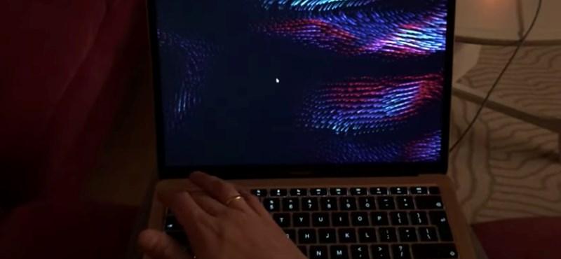 Váratlanul aktiválódó képernyővédő nehezíti az Apple új gépeit használók életét