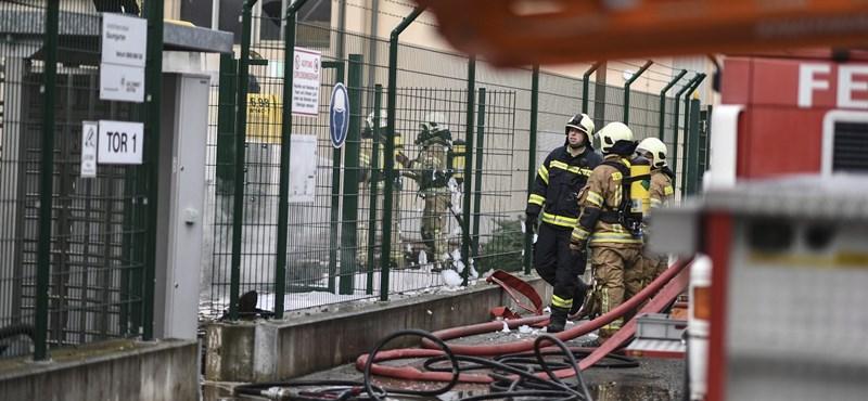 Ukrajna és Szlovákia felé terelik az osztrák baleset miatt beragadt, Magyarországra szánt gázt