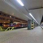 Feléledt hajnalban a Déli pályaudvar – fotók