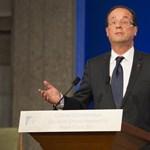 Találgatják, mit kezd Hollande-ék hipertöbbsége