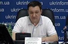 Felesége szerint fejbe lőtte magát egy ukrán parlamenti képviselő, a rendőrség kételkedik