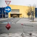 Az IKEA újított a szombati őrültekháza miatt