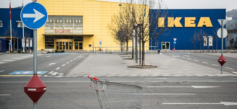 Gigászi áruházat épít Soroksáron az IKEA