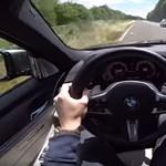Az igazság pillanata: a benzines BMW M550i a dízel M550d ellen – videó