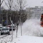 Több száz iskola tart zárva Romániában és Bulgáriában a havazás miatt