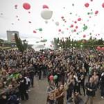 Ezren tüntettek a felsőoktatási reform ellen Debrecenben