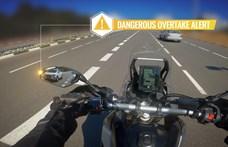 Motorosok új találmánya sok másik motoros életét mentheti meg