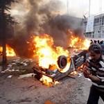 25 halott, 465-en rács mögött, összesen 3700 őrizet - az iráni tüntetések mérlege